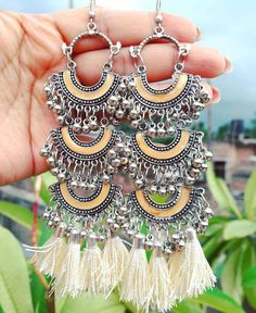 Jewellery Stores Southland our International Jewelers Exchange lest Jewellery Brands T where Jewellery Shops Galway Indian Jewelry Earrings, Silver Jewellery Indian, Indian Wedding Jewelry, Fashion Earrings, Jewelery, Silver Jewelry, Fashion Jewelry, Silver Ring, Silver Earrings