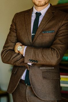 Rules To Follow To Wear Suits The Right Way