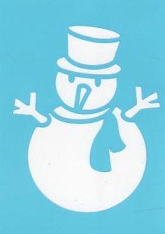 16 Meilleures Images Du Tableau Pochoir Noel Diy Christmas