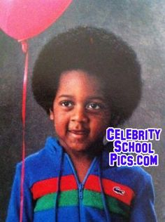 Jaleel White - Celebrity School Pic the future Steven Q. Young Celebrities, Young Actors, Celebs, Jaleel White, Afro, Steve Urkel, Coloured People, Baby Faces, Yearbook Photos
