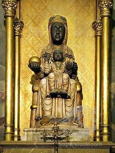 Black Madonna - Montserrat