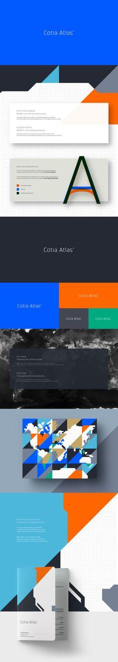 Cotia Atlas on Behance