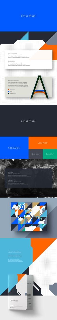 Cotia Atlas on Behance