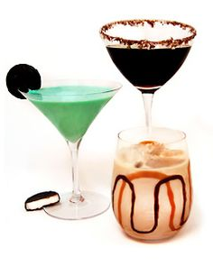 Recipes from The Nest - Chocolate Martinis