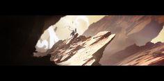 Wanderers, Y - mir on ArtStation at https://www.artstation.com/artwork/K9XP9