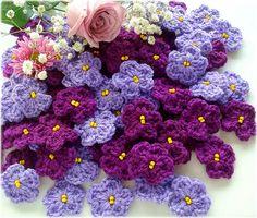 Violetas by Lidia Luz, via Flickr