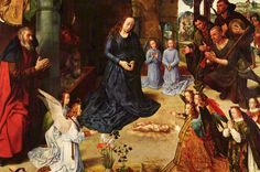 A blonde Virgin Mary? Stockings filled with gifts? Here's why we see Christmas the way we do