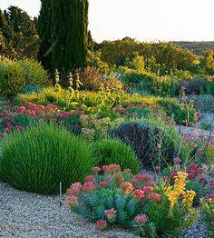 Garden of Oliver Filippi, Meze, France