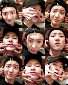 Park Chanyeol chanyeol Family Love On Chanbaek, Chansoo, Do Kyung Soo, Baekhyun Chanyeol, Taekook, K Pop, Exo 2017, Exo Memes, Kpop Exo