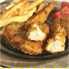 Perfect Oven Fried Chicken - Anna Can Do It!