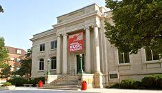 National Music Museum Landmark American Music