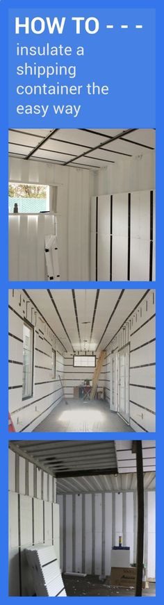 Container House - InSoFast has designed a DIY product specifically made for shipping containers - Who Else Wants Simple Step-By-Step Plans To Design And Build A Container Home From Scratch? #ShippingContainerHomePlans
