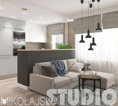 beżowy salon - zdjęcie od MIKOŁAJSKAstudio
