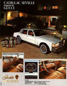 1977 Cadillac Seville | 1977 cadillac eldorado ad 1979 cadillac sedan de ville ad