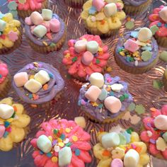 Cup cakes @home