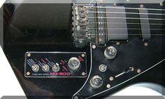 1987 Casio MG-500 MIDI Guitar