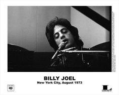 Billy Joel 1973
