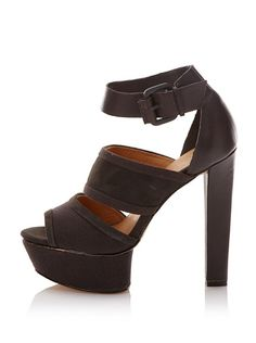My Habit Sale: super cute L.A.M.B. Burnet platform sandals