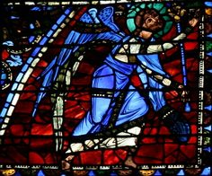 Chartres: angel