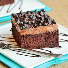 Çikolata tutkunları için ideal bir tarif.