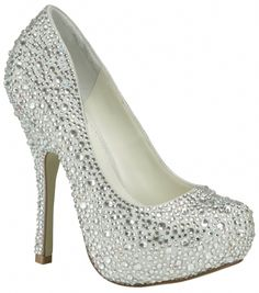 Bellissima Bridal Shoes is a top provider of wedding shoes online. Our selections include a wide selection of heels, flats and sandals from high-end designers. Sparkly Wedding Shoes, Sparkly Heels, Bling Wedding, Wedding Shoes Online, Designer Wedding Shoes, Platform Bridal Shoes, Thing 1, Evening Shoes, Crazy Shoes