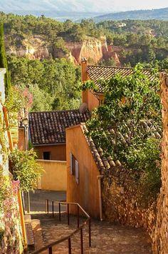 Rousillon village, Provence