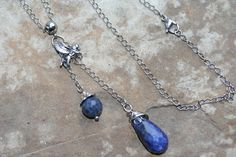 Blue Sapphire carries the strongest expression of the Blue Ray. It helps form a connection between spirit and the mind, and helps you to sense your spiritual path more fully. It will help open you to realms in your mind never used before, allowing you to reach out and form new ways of thinking, as well as to discern the truth from illusion. It is a communication stone that can also be beneficial in helping you to resolve and let go of past trauma.