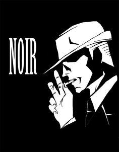 noir art - Google Search