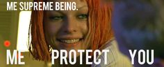 The Fifth Element movie quotes