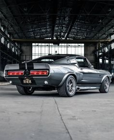 Ford Mustang Classic, Vintage Mustang, Mustang Fastback, Muscle Cars, Classic Cars, Vehicles, Instagram, Dreams, Vintage Classic Cars