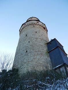 Hexenturm in Idstein in Deutschland