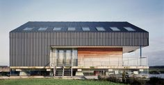 Image result for modern metal buildings