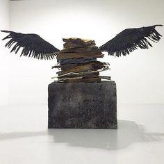 Anselm Kiefer, Sprache der Vogel,1989