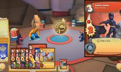 Super Hero Squad Online is a Free-to-play browser-based Action MMO Game