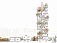 Tietgen Dormitory / Lundgaard & Tranberg Architects - Buscar con Google