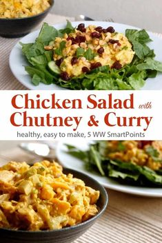 Healthy Chicken Salad Recipes For Weight Watchers