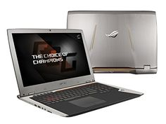 "Asus ROG G701VI-BA011T PC portable Gamer 17.3"" FHD Argent (Intel Core i7, 16 Go de RAM, SSD 512 Go, Nvidia GeForce GTX 1080 8G, Windows 10, Garantie 2 ans) - http://laptopspirit.info/asus-rog-g701vi-ba011t-pc-portable-gamer-17-3-fhd-argent-intel-core-i7-16-go-de-ram-ssd-512-go-nvidia-geforce-gtx-1080-8g-windows-10-garantie-2-ans/"