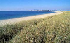 Secret seaside: Noirmoutier beach, France