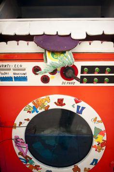Monsterwaschmaschine