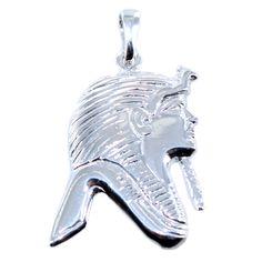 Pharaon en pendentif argent Akhenaton