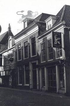 Historisch Centrum Leeuwarden - Beeldbank Leeuwarden weerd snackbar ely's '76
