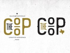 The co-op logo.