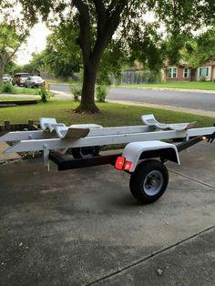Hobie Pro Angler trailer