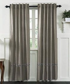 100 Farmhouse Drapes and Rustic Drapes 2019 Best Farmhouse Style Drapes! Discover the most beautiful farmhouse curtains and rustic window treatments. The post 100 Farmhouse Drapes and Rustic Drapes 2019 appeared first on Curtains Diy. Cabin Curtains, Rustic Curtains, Drapes Curtains, Country Kitchen Curtains, Farmhouse Style Curtains, Farmhouse Window Treatments, Modern Window Treatments, Thermal Drapes, Insulated Curtains