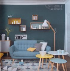20 Home Decor Trends That Will Be Huge In 2017 2017 Home Interior . Home Trends home decor trends fall 2017 Retro Living Rooms, Living Room Designs, Living Room Decor, Home Living, Home Interior, Interior Decorating, Interior Design, Retro Home Decor, Home And Deco