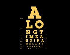 Sabes que a tu óptico le encanta Star Wars cuando...-You know your optician loves Star Wars when... :))