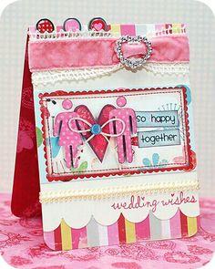 Convite casamento estiloso