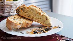 ¿Tu reto para el 2015 es hacer pan casero? Aquí tienes 6 recetas para que te lances a ello