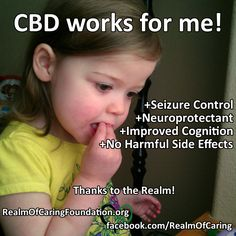 CBD! Research it!
