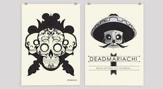 Dia de los Muertos & DEADMARIACHI  By: Jose Delgado